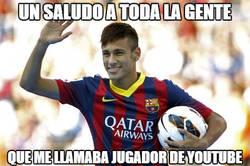 Enlace a Neymar se acuerda de sus haters
