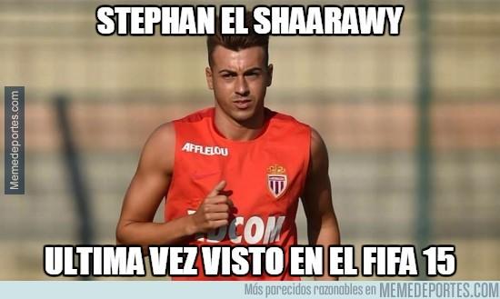 746059 - Stephan El Shaarawy,  ¿dónde estás?
