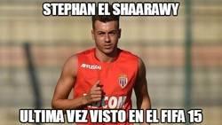 Enlace a Stephan El Shaarawy,  ¿dónde estás?