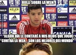 Enlace a Ramos también opina de la MSN