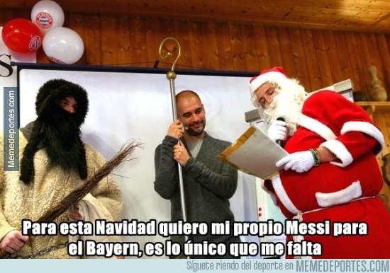 746397 - Guardiola ya ha pedido el regalo para su casi perfecto Bayern