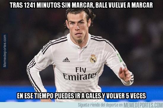 746513 - Fin a la sequía goleadora de Bale