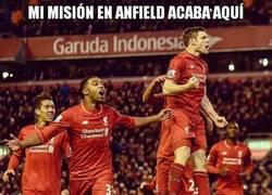 Enlace a Milner finaliza su misión en Anfield