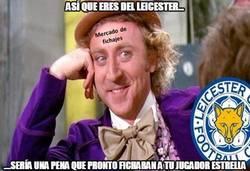 Enlace a Cuidado Leicester, van a por Vardy