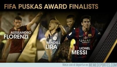 747397 - Los goles candidatos a ganar el FIFA Puskas Award