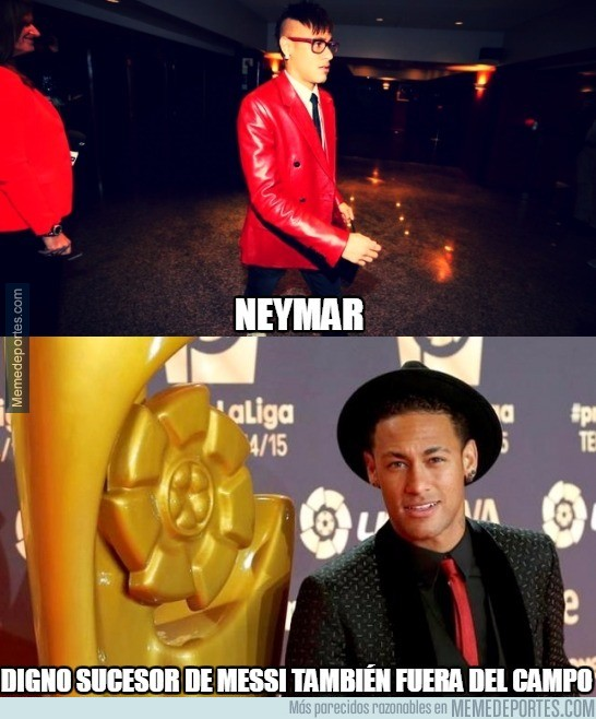 747824 - Neymar y sus trajes