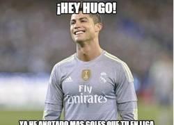 Enlace a Hugo Sánchez vs Cristiano. Sigue el enfrentamiento