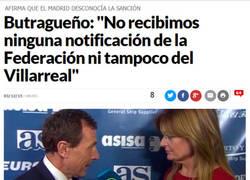 Enlace a El Real Madrid y sus problemas con las notificaciones...