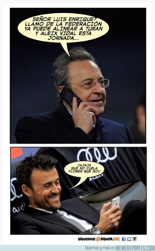 750697 - Florentino intentando arreglar su fallo, por @humorche