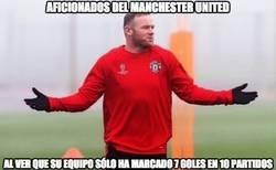 Enlace a Dato goleador muy preocupante del United