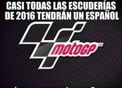 Enlace a La lógica de Moto GP