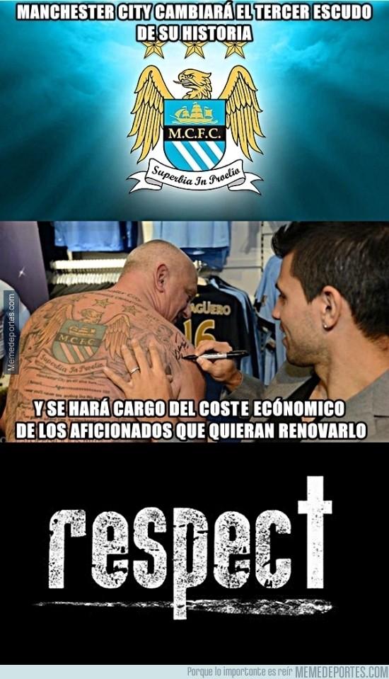 752463 - El Manchester City y su gran gesto con su afición tatuada
