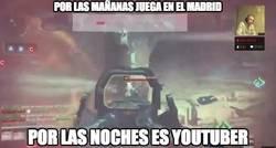 Enlace a Pepe jugando en directo en Youtube