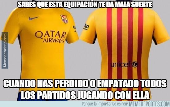 752748 - El gafe del Barça esta temporada