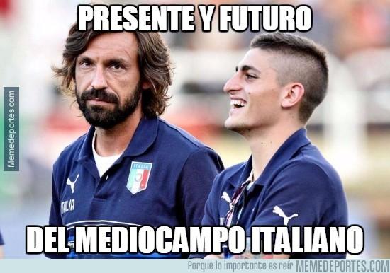 752838 - Presente y futuro de la selección italiana