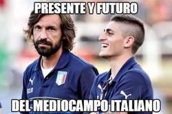 Enlace a Presente y futuro de la selección italiana