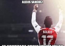 Enlace a Los aficionados recompensan el trabajo de Alexis en la Premier