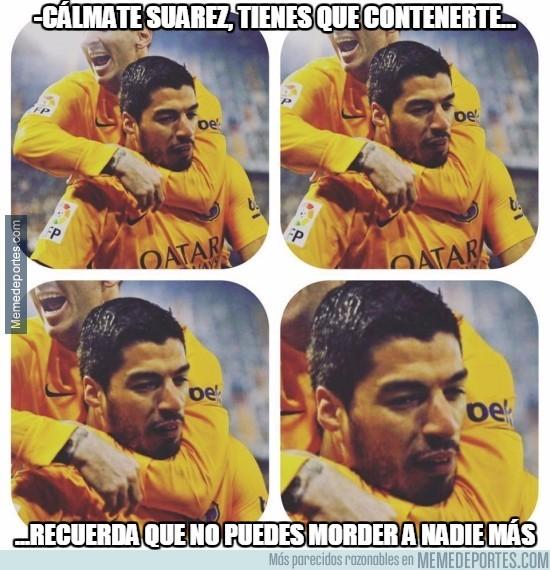 753209 - Cálmate Suárez...