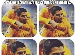Enlace a Cálmate Suárez...