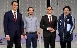 Enlace a Los candidatos en #7dElDebateDecisivo