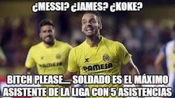 Enlace a ¿Messi? ¿James? ¿Koke?