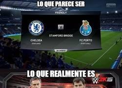 Enlace a El gran partido de Champions