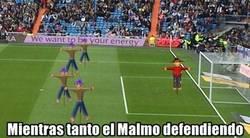 Enlace a Así ha sido el Malmö en el Bernabéu
