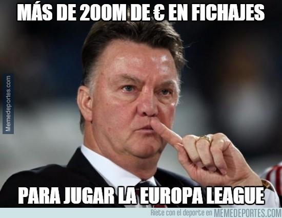 754211 - Fracaso total de Van Gaal en el United