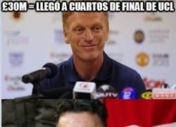 Enlace a Las diferencias entre Moyes y Van Gaal