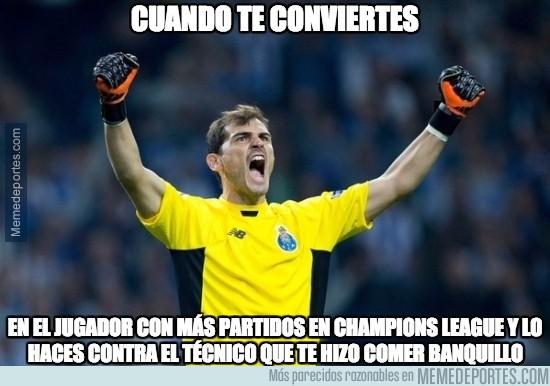 754906 - Casillas haciendo historia en Champions