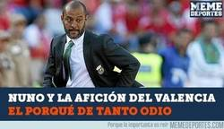 Enlace a La historia de Nuno y el Valencia
