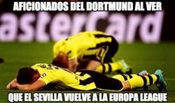 Enlace a Malas noticias para el Borussia Dortmund