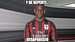 Enlace a ¿Alguien sabe por dónde anda Balotelli?