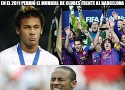 Enlace a El gafe de Neymar
