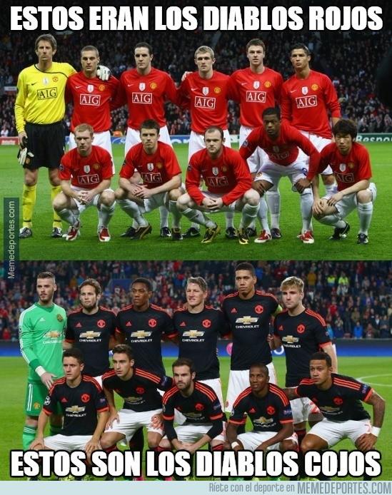756272 - Cómo ha cambiado el Manchester United...