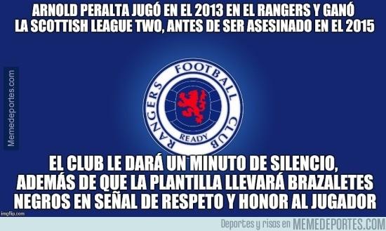 756320 - #respect para el Rangers FC