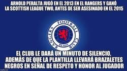 Enlace a #respect para el Rangers FC
