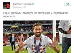 Enlace a Granero se une a la fiesta en Twitter