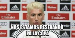 Enlace a Ramos lo tiene claro