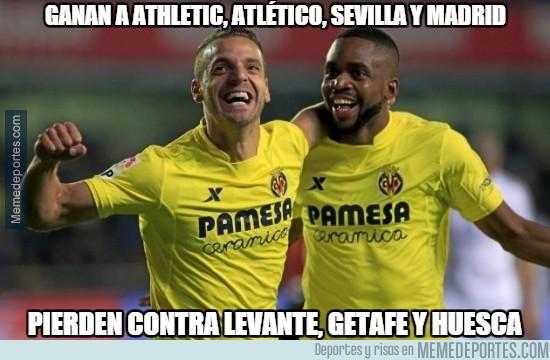 759045 - La extraña temporada del Villarreal