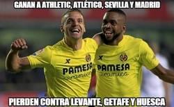 Enlace a La extraña temporada del Villarreal