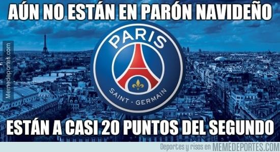 759064 - ''Pequeña'' ventaja del PSG en la Ligue 1