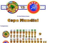Enlace a CONMEBOL Vs. UEFA