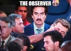 Enlace a The Observer está donde menos te esperas