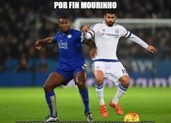 Enlace a Mourinho debería estar contento