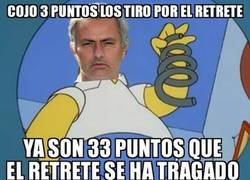 Enlace a Mourinho en la Premier League