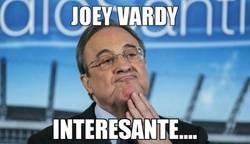 Enlace a Florentino, Vardy es tu hombre