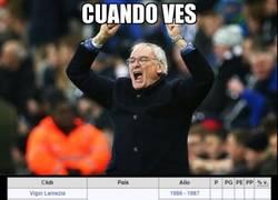 Enlace a Mucho mérito del Leicester y de Ranieri