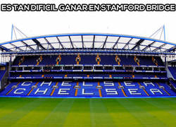 Enlace a Stamford Bridge imbatible