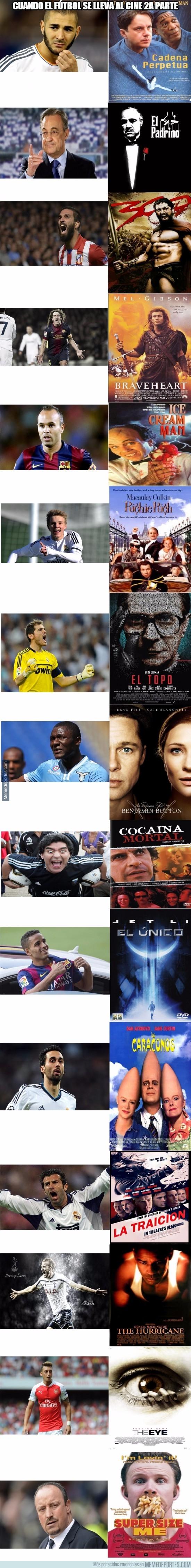 760613 - Cuando el fútbol se lleva al cine [2 parte]